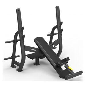 Abilica Spirit Olympic Incline Bench - (Spirit Bænke, Racks og Stativer)
