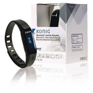 Aktivitetssporing Armbånd Bluetooth 4.0 Svart
