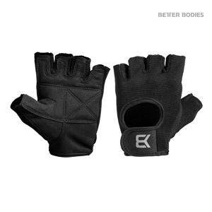 Better Bodies Basic gym gloves Black XS