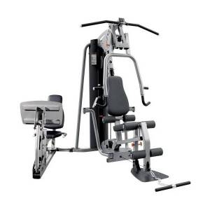 Life Fitness multigym G4 Inkl. beinpress