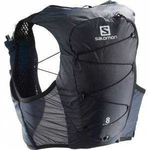 Salomon Active Skin 8 Set Sort