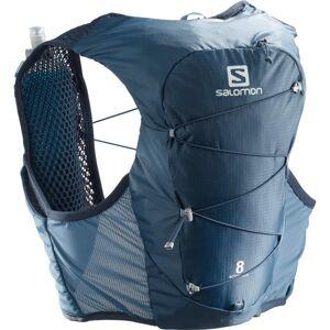 Salomon Active Skin 8 Set Blå