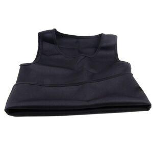 24hshop Neoprene Sauna Thermo Sweat Body Shaper - XL