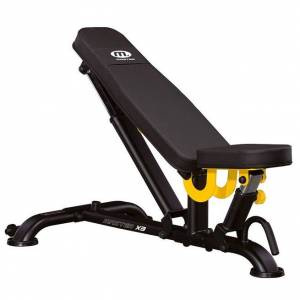 Master Fitness Master Bench X3