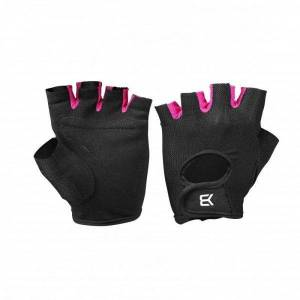 Better Bodies Womens Training Gloves - Black / Pink