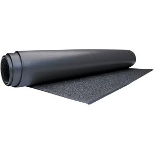 Abilica FloorMat Small, underlagsmatte 185x60x1,5cm BLACK
