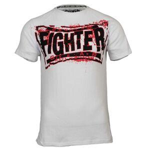 ART Fighter T-Shirt. Vit-L
