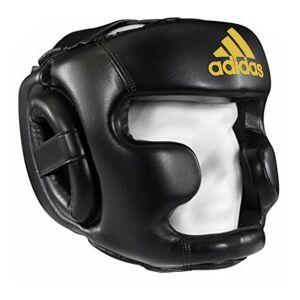 Adidas Super Pro Huvudskydd black/gold-M