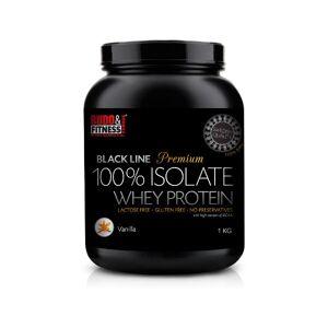 Budo & Fitness Black Line Premium 100% Whey 1kg