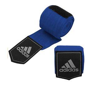 Adidas Boxing crepe bandage boxarlindor 5x255cm & 5x455cm i blå  röd och vit-Blå-5X255cm
