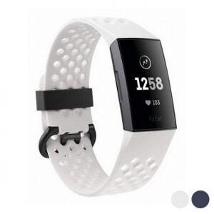 Aktivitetsarmband Fitbit Charge 3 SE OLED Bluetooth 4.0 GPS NFC - Färg: Vit
