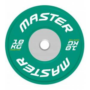 Competition Bumpers Plate 10 KG