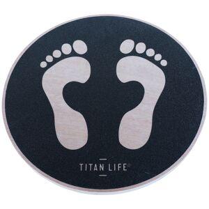 TITAN LIFE Gym Balanceboard Wooden