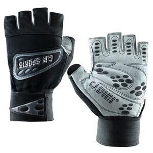 C.P. Sports Wrist Wrap Glove Black