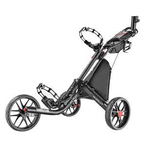 Caddytek EZ V2 Dark Grey - 3 Wheel Golf Trolley