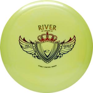 Latitude 64 Gold Driver River 173-176G, frisbeegolf
