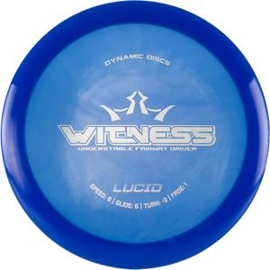 Dynamic Discs Witness Lucid Driver 173-180 g, frisbeegolfdisk
