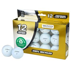 Titleist Pro V1/V1X Grade A Recycled, golfballer