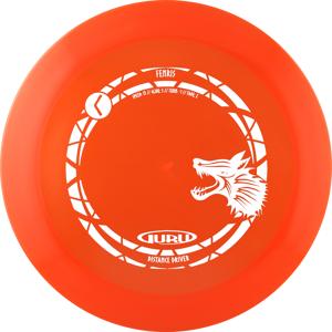 Guru Fenris C-Plastic Driver 173-175 g, frisbeegolfdisk