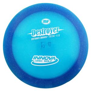 Innova Destroyer Metalflake Champion Driver 173-175, frisbeegolfdisk