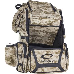 Latitude 64 E3 Luxury Bag, frisbeegolfbag