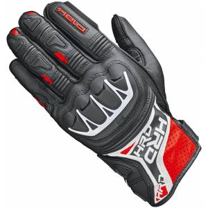 Held Kakuda Motorcykel Handskar M L Svart Röd