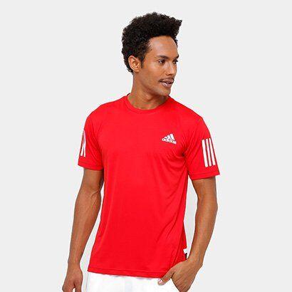 Camiseta Adidas Club - Masculino