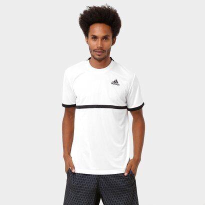 Camiseta Adidas Court Masculina - Masculino