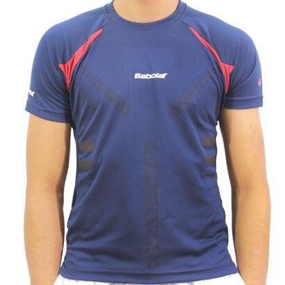 Camiseta Babolat Junior Y - Unissex