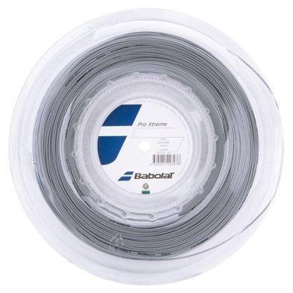 Corda Babolat Pro Xtreme 16L 1.30mm  Rolo com 200 Metros - Unissex