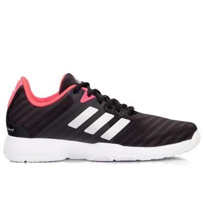 Tênis Adidas Barricade Court Feminino - Feminino