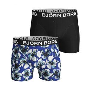 Björn Borg Hibisku Shorts 2-pack S
