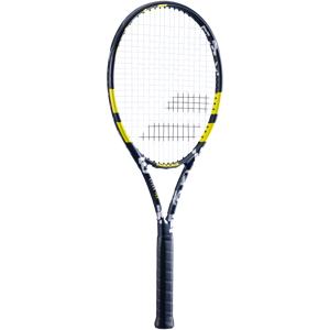 Babolat Evoke 102, tennisracket senior G2 black yellow