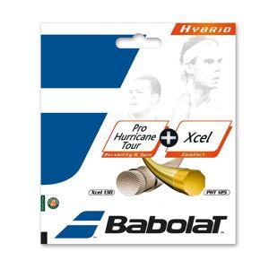 Babolat Hybrid Pro Hurricane Tour 125 + XCEL 130 Unisex gul