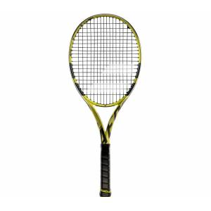Babolat - Pure Aero Team U Nc tennis racket (gul/black) - L4 (4 1/2) - L4 (4 1/2)