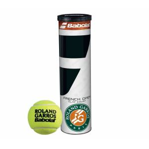 Babolat French Open Tennisbollar OS