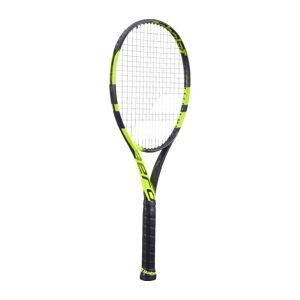 Babolat - Pure Aero unstrung tennis racket (black/gul) - L4 (4 1/2)