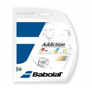 Babolat - Addiction Tennissaite (vit)