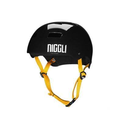 Capacete Niggli Pads Profissional Iron - Unissex