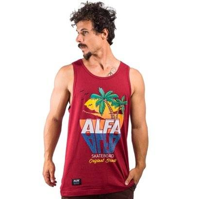 Regata Alfa Tropical - Masculino