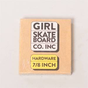 Girl New Hardware Assorted - 0,875