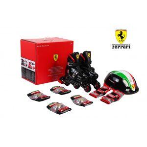 Acer Roller Blades - Ferrari Kids Skate Combo (29-32)(6950036)