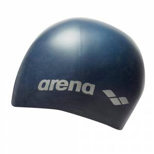 Arena Classic Silicone Cap Navy One Size