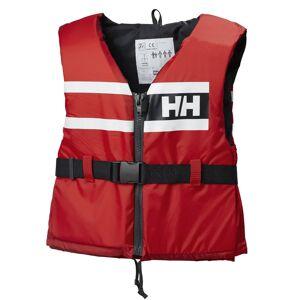 Helly Hansen Flytväst Sport Comfort, Röd 50-60 kg