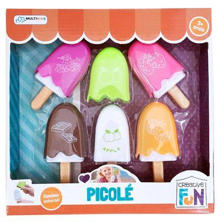 Multikids Creative Fun Picolé - Br644 BR644