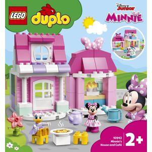 Lego Duplo Disney 10942 Minnies Hus Og Café, 2+