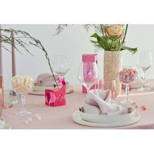 Wally And Whiz Vingummi - 'Garden Of Love Flamingo' Mango Med Hindbær, Vegansk Kvalitetsvingummi