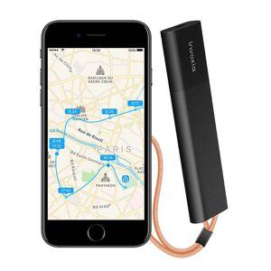 Invoxia LWT100 Roadie GPS Tracker - Fungerer i EU - Sort