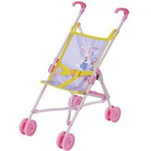 Baby Born - Dukke Klapvogn - Pink