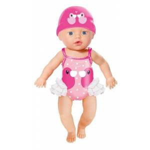 Baby Born - Min Første Svømme Dukke - 30 Cm